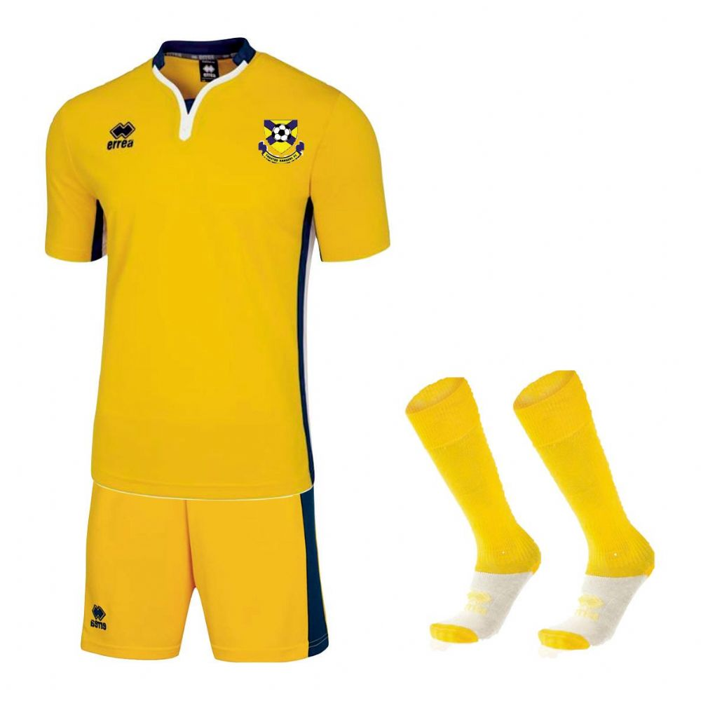 Thaxted Rangers Away Kit Junior